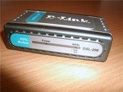 Модем ADSL D-link DSL-200
